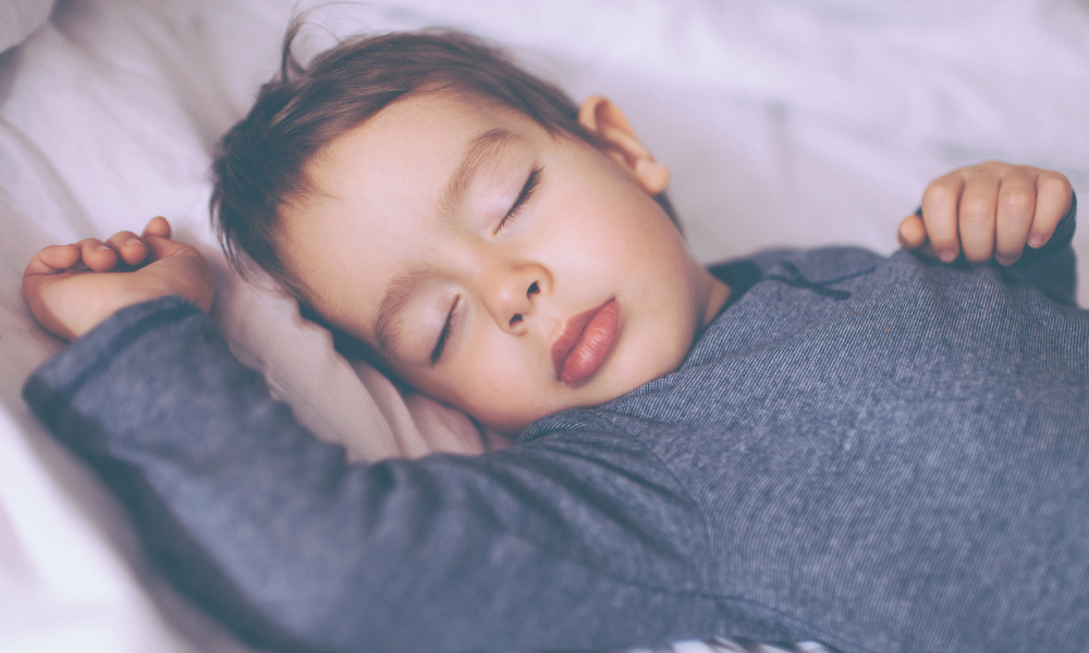 make daycare naptime easy with these tips