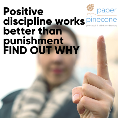 positive discipline is more effective than punishment