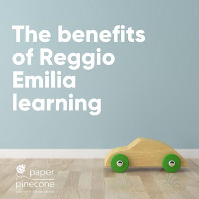 benefits of reggio emilia preschool