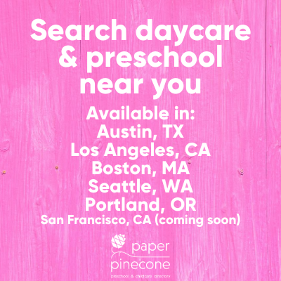 search the best daycare & preschool near you