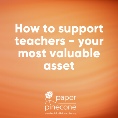 support your teachers