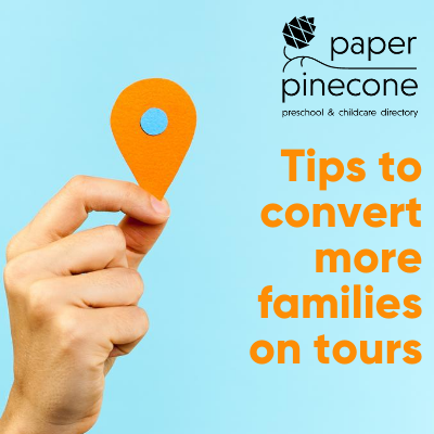 convert more families on tours