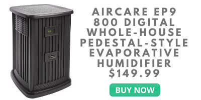 aircare pedestal whole house humidifier