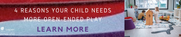 why your child needs more open-ended play
