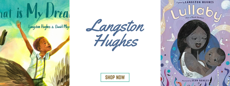 langston hughes books