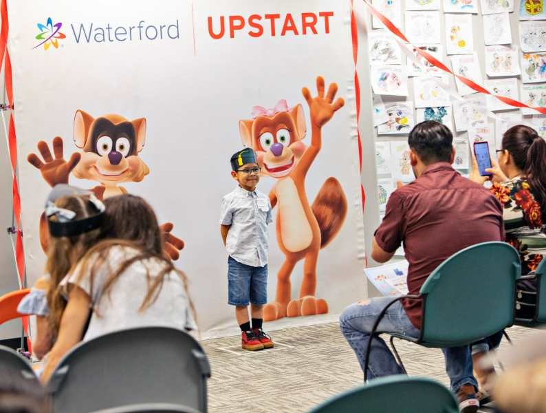 waterford upstart registration event