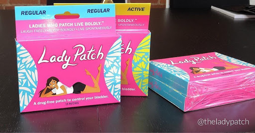 lady patch product