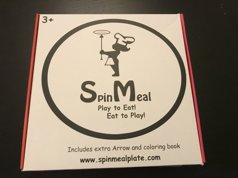 spinmeal box